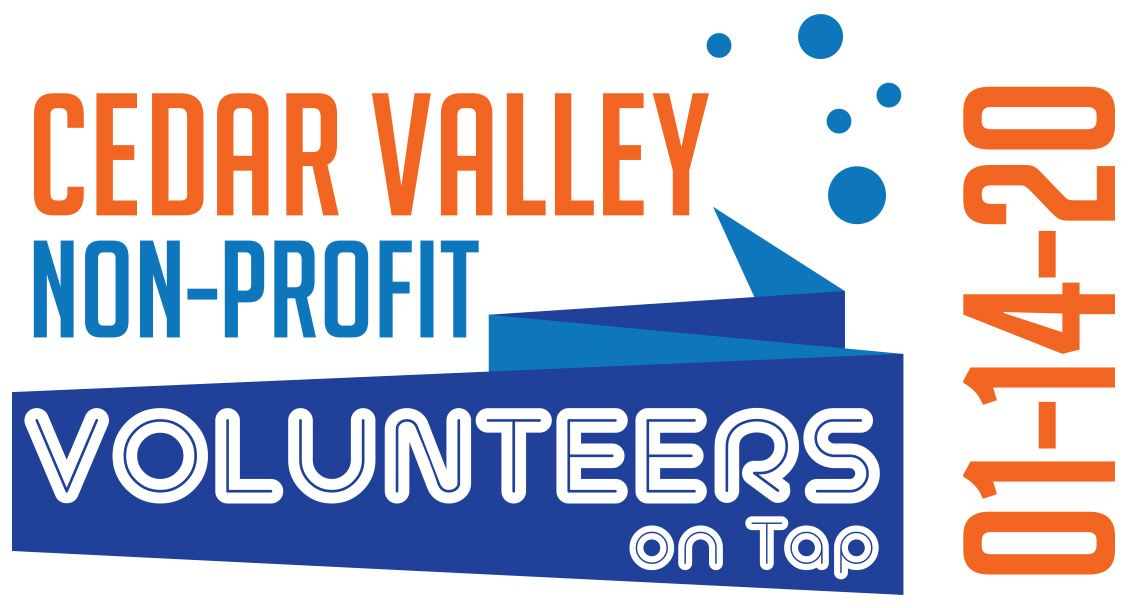 Volunteers on Tap Logo