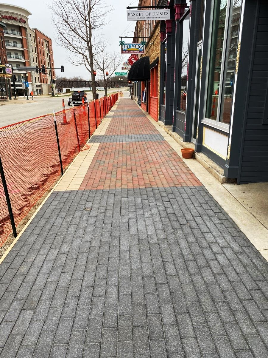 Downtown Streetscape Project Update