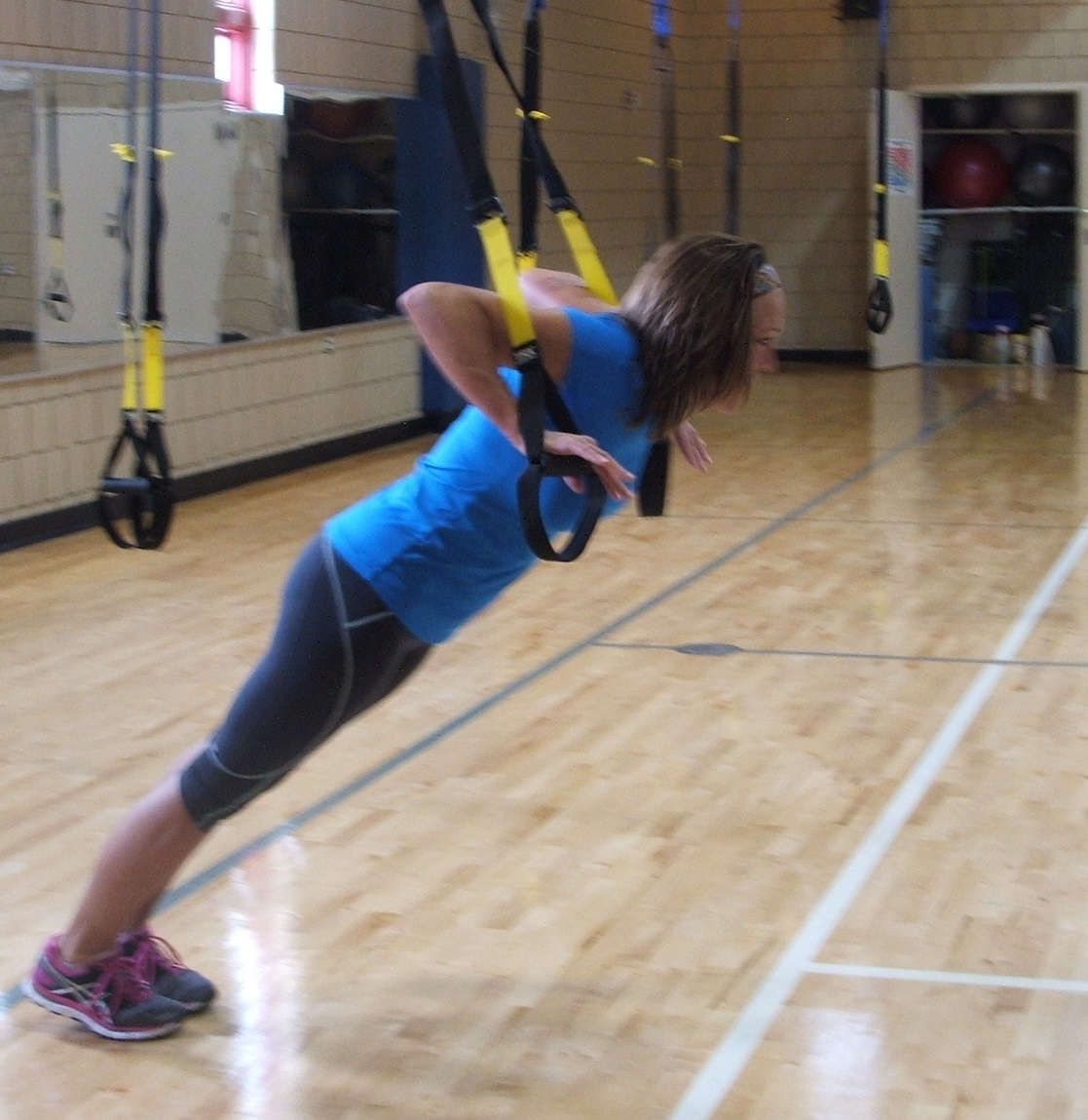 TRX class with Shelly
